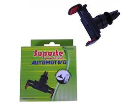 Suporte Automotivo Saida De Ar Para Celular/gps/mp4/psp