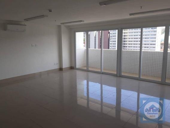 Sala Para Alugar, 62 M² Por R$ 2.400,00/mês - Centro - Santos/sp - Sa0089