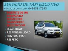 Servicio De Taxi Ejecutivo V.i.p