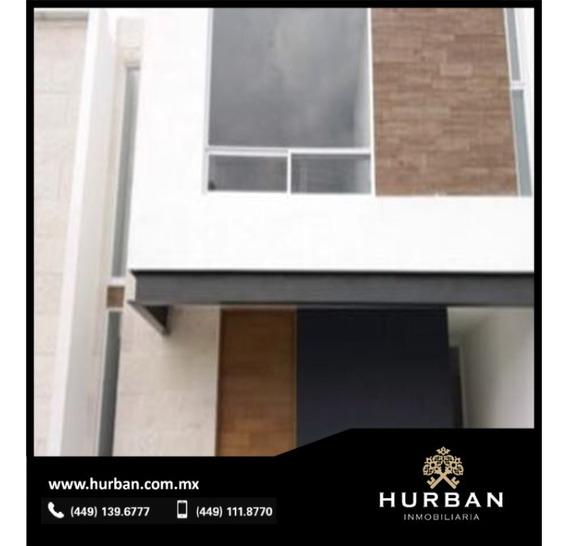 Hurban Vende Casa Nueva Al Poniente En Coto.