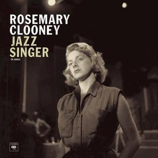 Jazz Singer - Clooney Rosemary (cd)
