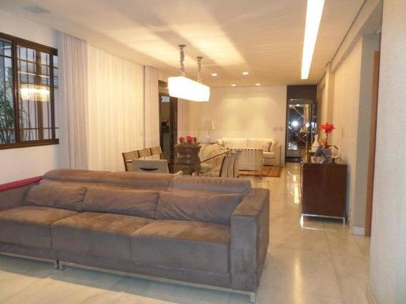 Apartamento 4 Quartos À Venda, Lourdes, Belo Horizonte. - Ap0036