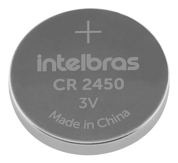 Bateria 1 Un Cr 2450 Calculadora Relógios Controle De Alarme