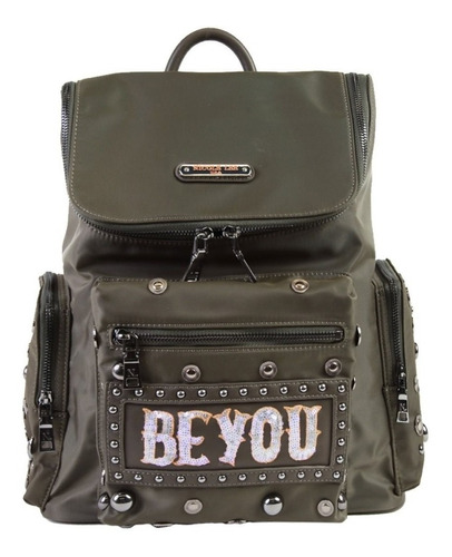 Nicole Lee Cartera / Mochila Studded Olive Bp14083