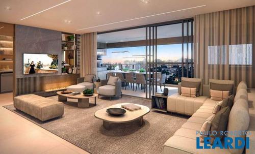 Imagem 1 de 15 de Apartamento - Campo Belo  - Sp - 601228