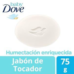 Jabón Dove Baby H. Enriquesida 75g - Bebés Y Niños