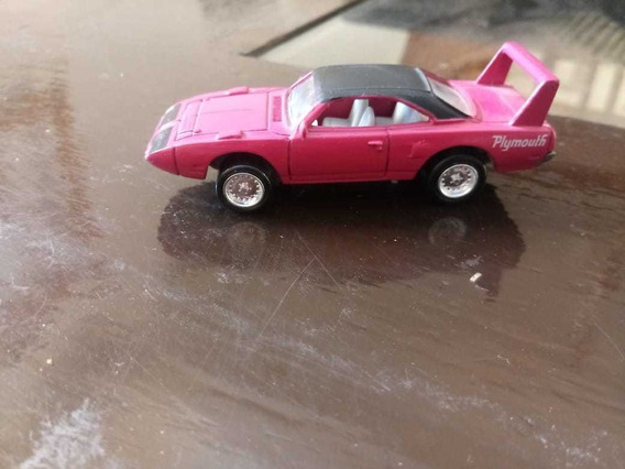 Plymouth Superbird Johnny Lightning Edición Limitada 1/64