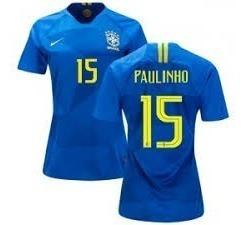 Camisa Brasil- De R$199,99 Por Apenas R$99,99 - Pro. Entrega