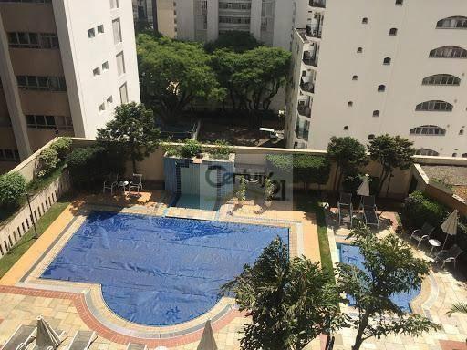 Apartamento Para Locação Com Lazer Completo - Ap2385