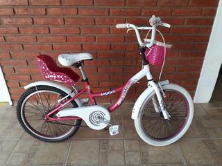 Bicicleta Rodado 20 Raleigh Jazzi