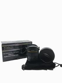 Lente Rokinon 8mm Para Canon C/ Garantia