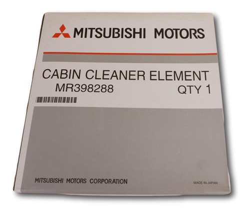 Filtro Aire Acondicionado Mitsubishi Touring Cs3 Cs6 1.6 2.0
