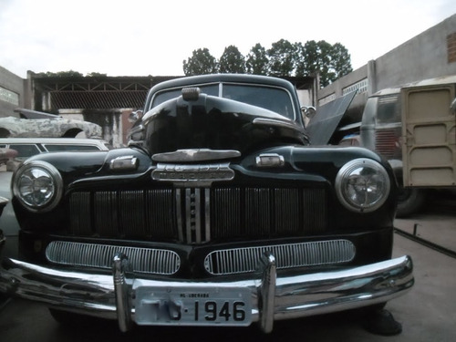 Ford Mercury 46 Sedam