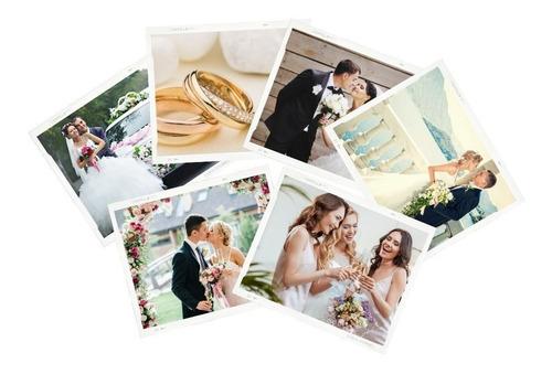 Impresión De 200 Fotos 13x18 Cm- Edición Gratis