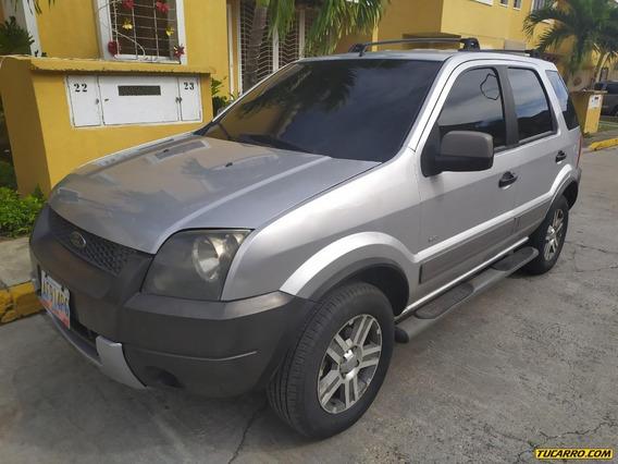 Ford Ecosport Rustico