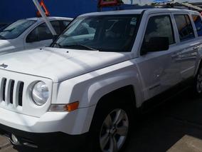 Jeep Patriot 2011 5p Limited Cvt 4x2 Q/c