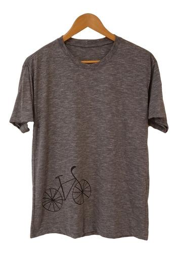 Imagem 1 de 2 de Camiseta Bike - Algodão Orgânico Com Pet Reciclado