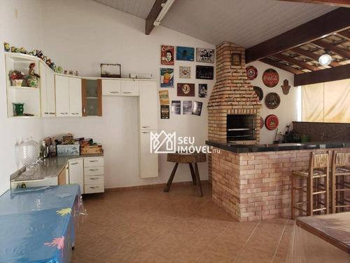 Imagem 1 de 20 de Casa Com 3 Dormitórios À Venda, 205 M² Por R$ 765.000,00 - Condomínio Lagos D'icaraí - Salto/sp - Ca2249