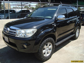 Toyota Fortuner Sr 4x4 - Automatica