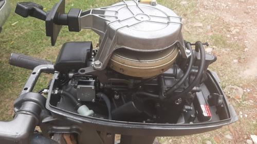 Motor Fuera De Borda Tohatsu 8 Hp 2 Tiempos Pata Larga