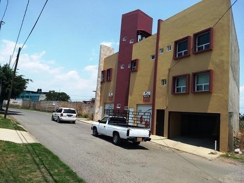 Vendo Edificio Comercial Sobre Avenida Principal Cerca De Plaza Cuautla Morelos