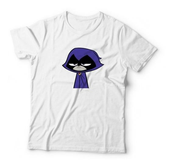 Camiseta Ravena Jovens Titas Tamanho 8 Camisetas Branco Com O