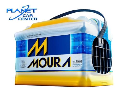 Bateria Moura M26ad Cruze Tracker Colocada Zona Domicilio!
