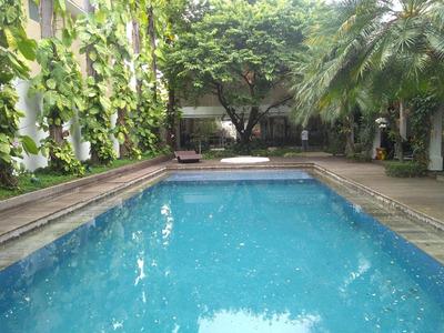 Casa Em Jardim Europa, São Paulo/sp De 615m² 4 Quartos À Venda Por R$ 7.400.000,00 - Ca197697