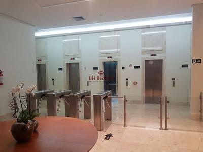 Edifício Comercial, Salas Amplas, Vagas De Garagem, Localização Privilegiada, Últimas Unidades - 14417