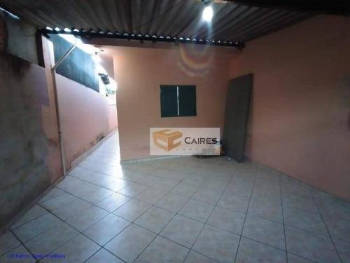 Casa Com 2 Dormitórios À Venda, 80 M² Por R$ 240.000,00 - Jardim Amanda Ii - Hortolândia/sp - Ca3107