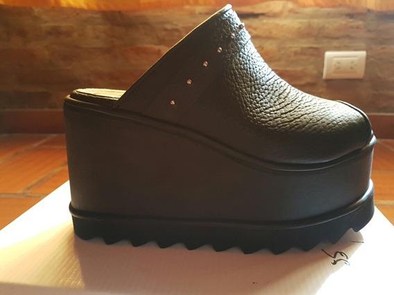 Zapatos Plataforma Talle 37
