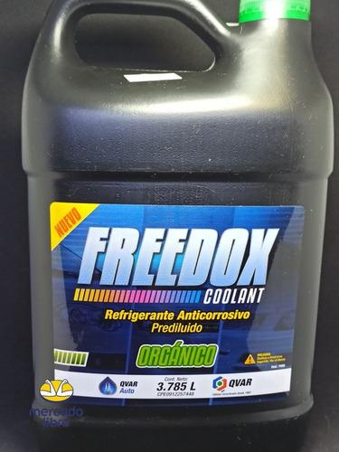 Refrigerante Freedox Coolant Verde Pack 2 Unidades
