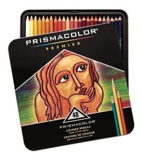 Prismacolor Premier 48 Colores - Envío Incluido