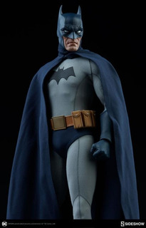 Sideshow Dc Comics Batman 1/6 No Hot Toys