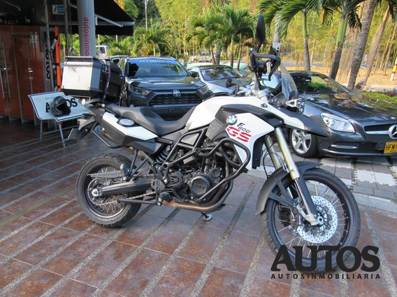 Bmw F800 Gs Touring