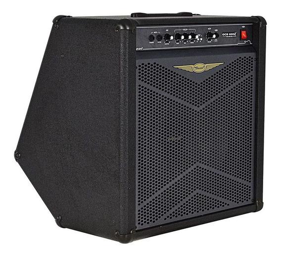 Cubo Amplificador Contra Baixo Oneal Ocb-600 200w Ocb600