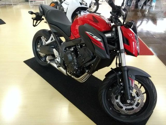 Motos Cb 650f Honda - 2019