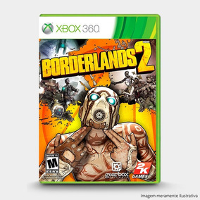 Borderlands 2 - Novo Original Para Xbox 360