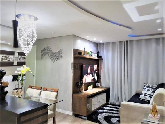 Apartamento Com 2 Dormitórios À Venda, 50 M² Por R$ 270.000 - Engenheiro Goulart - São Paulo/sp - Ap4780