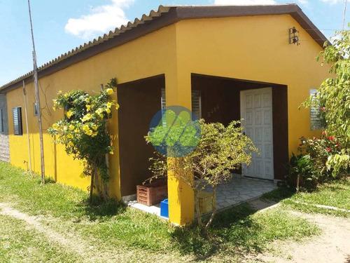 Casa Com 2 Dorms, Três Vendas, Pelotas - R$ 139 Mil, Cod: 89 - V89
