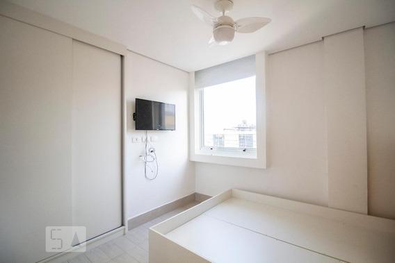 Apartamento Para Aluguel - Barra Funda, 1 Quarto, 25 - 893117478