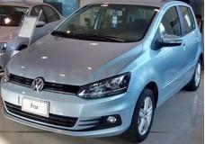 Volkswagen Fox 1.6 Trendline 5 Ptas My18 0km 2018 Tasa 10% 1