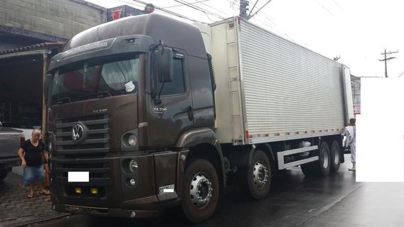 Volkswagem 24330 Bitruck Ano 2016 C/ Báu Entrada + Parcelas