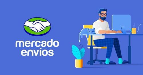 Realizamos Entregas Pelo Mercado Flex De Envios, Mesmo Dia.