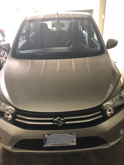 Suzuki Celerio 2016, Perfecto Estado, Financiado Con El Bac