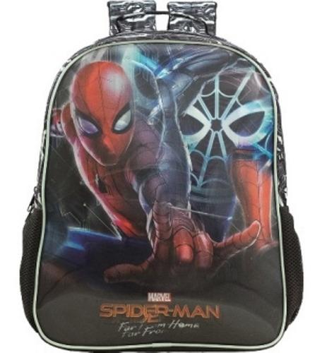 Imagem 1 de 4 de Mochila De Costas Spider Man Filme Stealth