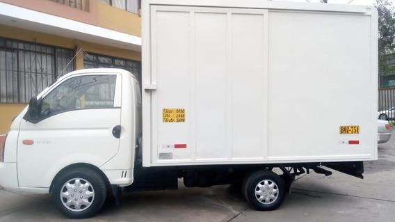 Hyundai H100 2008 Petrolera Mecanica De 2 Tn. Amplio Furgon