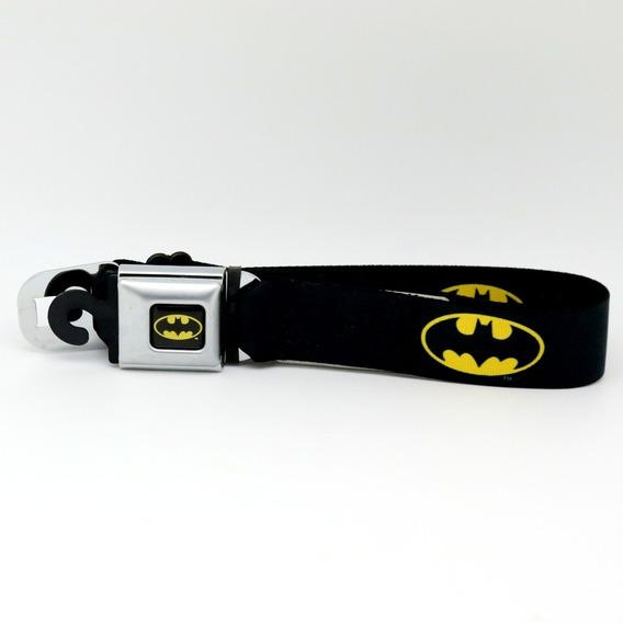 Cinturón Batman Dc Licencia Ajustable