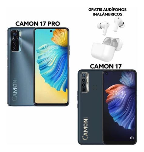 Tecno Camon 17 128gb 6 Ram $199 / 17 Pro 256gb 8 Ram $299