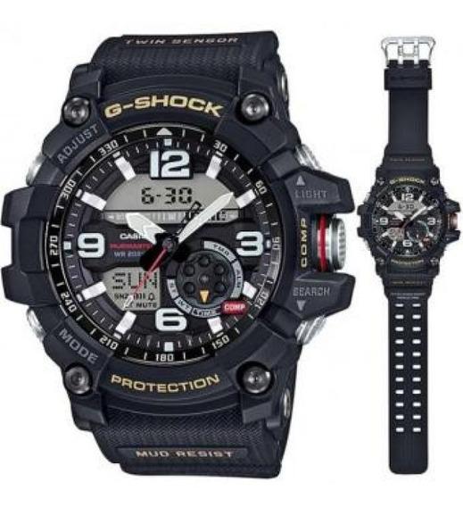 Relógio Casio G-shock Mudmaster Gg1000 100% Novo